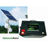 China Solar Power Energy Storage/PV System 48V200Ah Lithium Battery For 3Kw wholesale