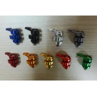 China CNC Motorcycle lever adjuster colors wholesale