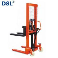 Buy cheap Heavy Duty Hydraulic Hand Stackers for Material Handling and Construction. from wholesalers