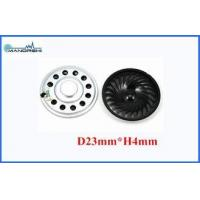 Buy cheap Waterproof 0.25w 8 Ohm Speakers 23mm Wireless For Toy And Telecom Voip from wholesalers