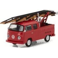 China Greenlight 1/64 1976 Volkswagen Type 2 Pickup Ladder Truck - PRE ORDER wholesale