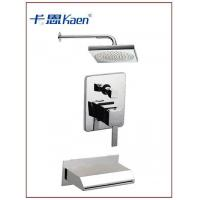 Buy cheap SW-6904 Concealed installation shower nozzle bathtub faucet from wholesalers