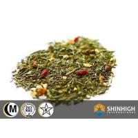China Natural amino acid from green tea L-theanine 3081-61-6 for sleep improvement and antianxiety wholesale