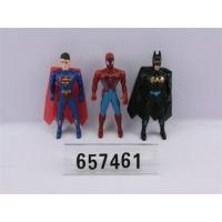 China Toy series Name:Super hero with lamp 3 pcs wholesale
