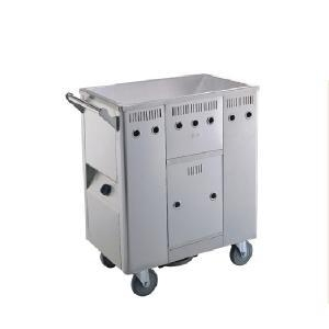 Quality Gas dim sum cart 780*440*880mm for sale