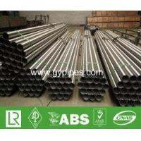 China Thin Wall 316 Welded Stainless Steel Pipe wholesale
