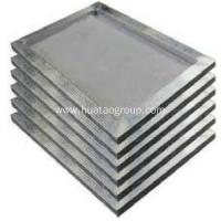 China aluminum windows screen frame for screen printing on sale