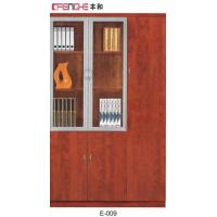 China Knock Down Wood Furniture Office Multi Drawer File Cabinet wholesale