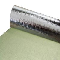 Buy cheap aluminized film coated kevlar with nomex from wholesalers
