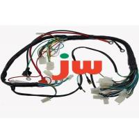 China UL 1015 12AWG Red Motorcycle Wiring Harness 600V For Battery Terminal wholesale