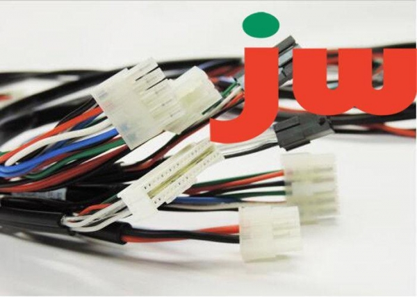 Quality Appliance Motorcycle Tail Light Wiring , Electrical Wiring Harness for sale