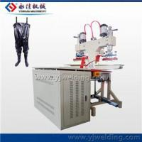 High Frequency Welding Machine Fishing Waterproof Suits Pants Making Machine