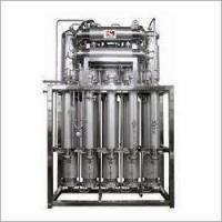 Multi Column Distillation Machine