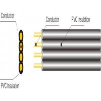 Buy cheap PVC insulation ribbon electronic wire from wholesalers