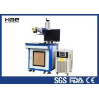 Buy cheap Metal / Non Metal Cold Green Laser Marking Machine , Air Cooling 3D Laser Engraving Machine from wholesalers