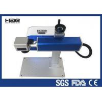 Buy cheap Higher Accuracy Metal Laser Engraving Machine With 3D Curved Surface Dynamic Focusing from wholesalers