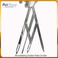 Buy cheap 3 Pieces Golden Sterilized Disposable Microblading & Shading tools from wholesalers