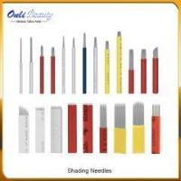 Buy cheap Nano Needle Blades Dia 0.18mm Microblading Sterile Needles Blades 50pieces from wholesalers