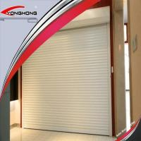 Buy cheap Remote Control Aluminium/steel/ Metal Insulated Rolling/roller Doors from wholesalers