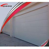 China Aluminium Steel Oak Residential Sibgle Layer Carriage House Garage Doors on sale