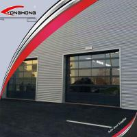 Buy cheap Electric Automatic Contemporaty Transparent Grage Doors from wholesalers