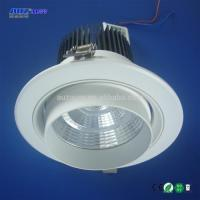 China 2 years warranty cob led downlight adjustable head 30Watt wholesale