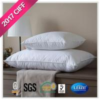 China Pillows Down and Feather Blend 100% Cotton Cover Premium Bed Pillow wholesale
