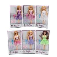 China 11.5 inch fashion doll with accessories wholesale
