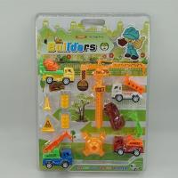 China Builder Toy Play Set wholesale