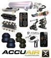 China AccuAir Air Suspension FBSS Kit eLevel iLevel VU4 Air Bags wholesale