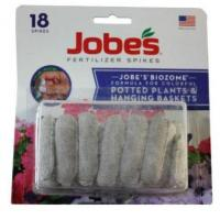 China Jobe's Potted Plant Fertilizer Spikes - 18 Pk. on sale