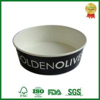 China Different Size Custom Print Salad Bowl Container To Go on sale