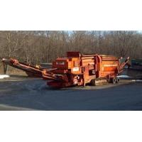 China Track Mounted Trommel Soil Screener used for sale wholesale