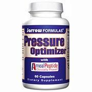 China Pressure Optimizer with Ameal Peptide, 60 caps, Jarrow Formulas wholesale
