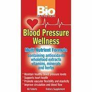 China Blood Pressure Wellness, 60 Tablets, Bio Nutrition Inc. wholesale