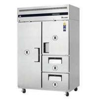 China 2 Section - 1 Full Dr, 1 Half Dr & 2 Drawer,Ref 49 3/4, Everest #ESR2D2 on sale
