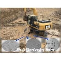 China heavy duty ground temporary mats for muf pit construction on sale