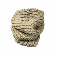 China Romi Chunky Knit Scarf Natural Chunky Knit on sale