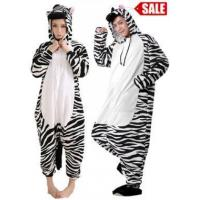 China Adult Onesie Zebra Onesie wholesale