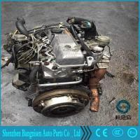 China Japanese original Mitsubishi 4D56 engine for Mitsubishi Pajero L200,Korean used engine D4BH-T 4D56 e on sale