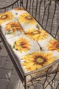 China HALLOWEEN AND FALL Under the Sun Bench Cushion by Wild Apple wholesale