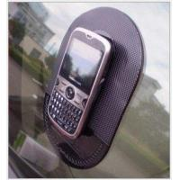 China Car Grip Pad Non Slip Sticky Anti Slide Dash Cell Phone Mount Holder Mat Black on sale