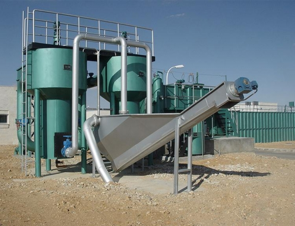 Quality Sand water separator for sale