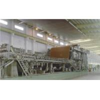 Buy cheap Long net paper machine Hanging noodles box board from wholesalers