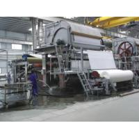 Buy cheap Single cylinder single net paper machine from wholesalers