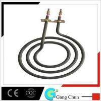 China Green Coil Tube Heating Element on sale
