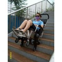 China Electric Wheelchairs To Climb Stairs/stair Climber Wheelchair ... wholesale