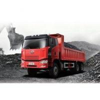 Buy cheap Hot Sale FAW Heavy Duty/ Big 6X4 350HP/ 375HP Tri Axle Euro 3 Dump Truck For Sale from wholesalers