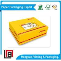 China Customized Printed Protective Corrugated Cartons for DHL Express wholesale