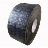 China Self Adhesive Polypropylene Mesh Membrane Geotextile Rubberized Bitumen Coating wholesale